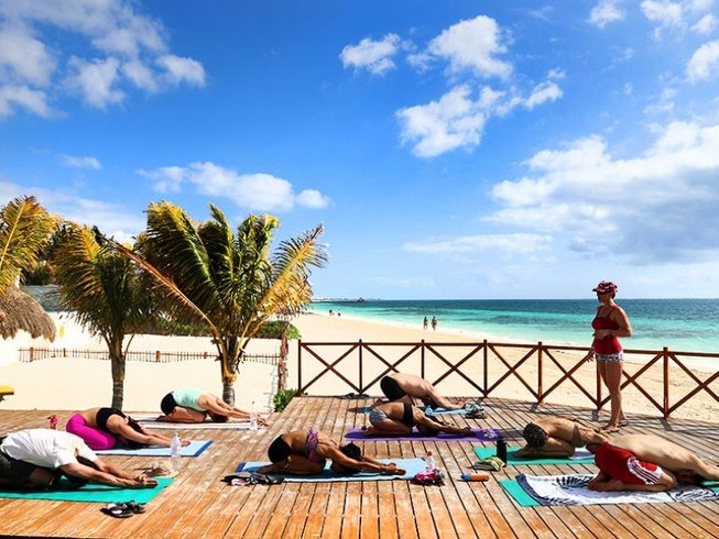 14 Days 100-Hour Yoga Teacher Training in Mexico