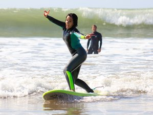 15 Days Desert Adventure Tour and Surf Camp in Morocco