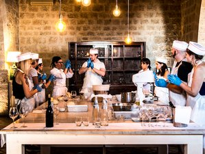 7 Day Cooking Holiday, Food and Wine Tasting in Sicily, Province of Palermo
