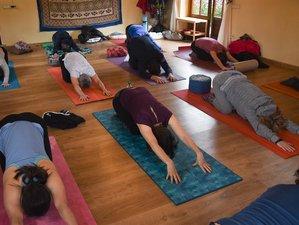 4 días de retiro de yoga y meditación: creando abundancia en Canyelles