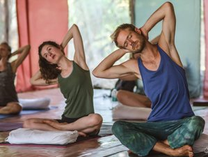 39 Days 300-Hour Yoga Teacher Training in Goa, India