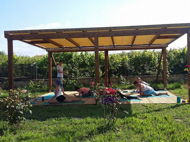 8 Days Summer Yoga Retreat in Greece