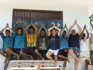 10 Day Chakra Yoga Retreat with Bodywork in Karimunjawa