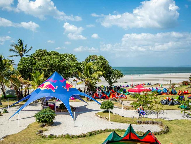 4 Days Kitesurfing Surf Camp in Panama
