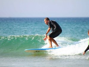 8 Days Adult Surf Camp in Andalusia, Spain