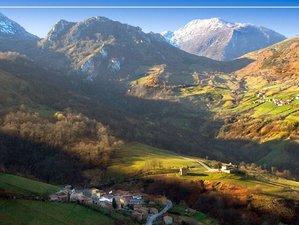 8 Day Hiking and Yoga Adventure in Faedo, Asturias