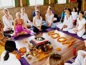 15 Days 100-Hour Vinyasa Yoga Teacher Training in Rishikesh