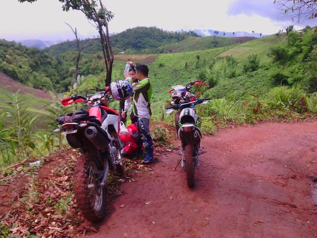 4 Days Enduro Chiang Mai to Pai Thailand Motorcycle Tour