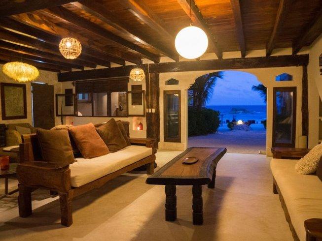 7 Days Beach Bliss Yoga Retreat in Mexico