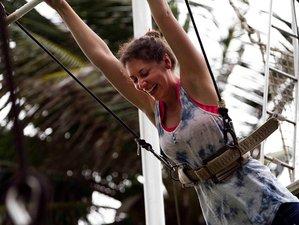 8 días retiro de yoga y circo en República Dominicana