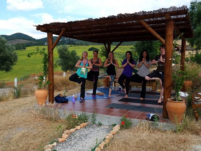 8 Days Spanish Immersion and Yoga Retreat in Andalucia, Spain