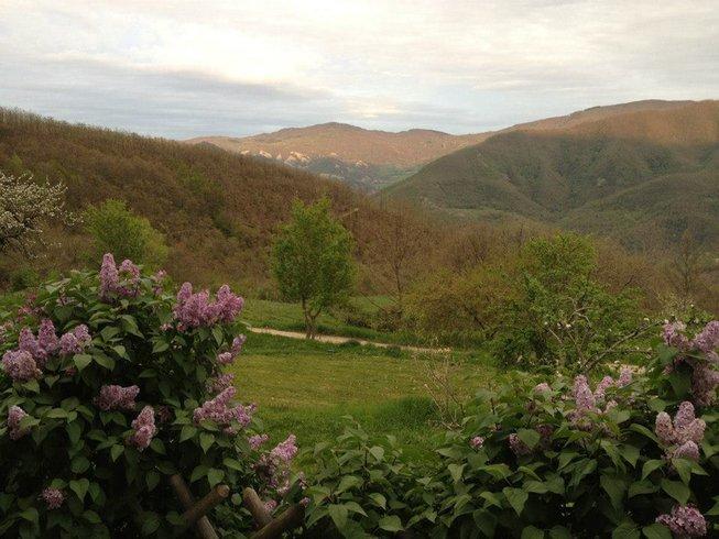 3 días retiro de senderismo, meditación y yoga en Toscana, Italia