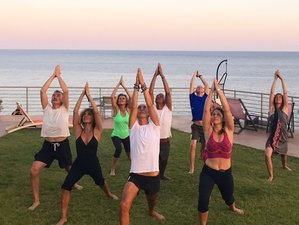 8 Day Yoga, Meditation and Ayuverda Retreat in Crete
