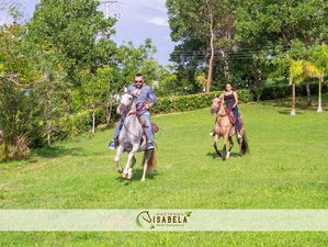 2 Day Relaxing Horseback Riding Holiday in Sabana de Torres, Santander