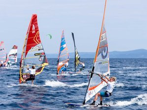 8 Days Windsurfing Holiday in Croatia