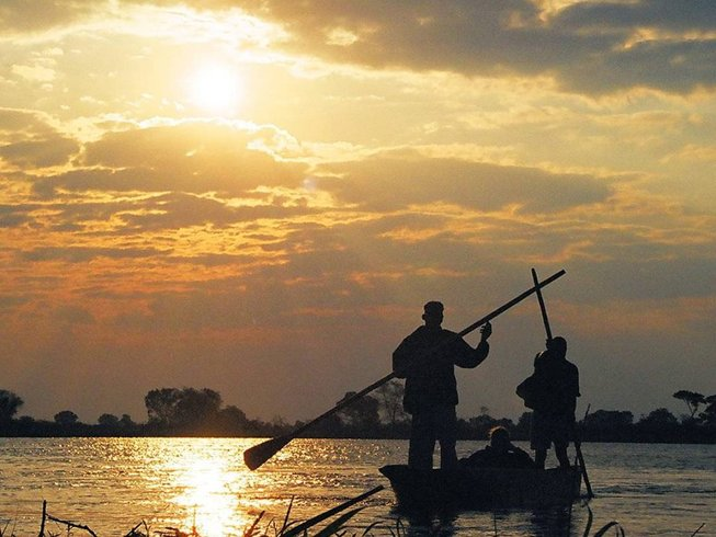 10 Days Walking and Canoeing Safari in Zimbabwe