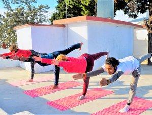 27 Day 200-Hours Ashtanga and Vinyasa Yoga Teacher Training in Rishikesh