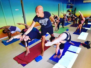 24 Day 200-Hour Intensive Hatha and  Vinyasa Yoga Teacher Training in Crete
