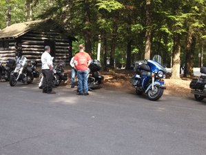 2 Day The Grand Canyon of Pennsylvania Guided Motorcycle Tour in Pennsylvania