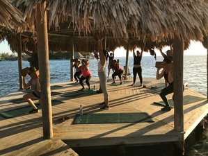 8 Days SoulTribe Fitness, Adventure, and Yoga Retreat in Las Galeras, Dominican Republic