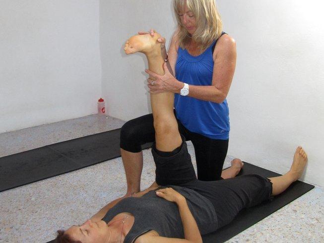 7 días vacaciones de yoga todo incluido en Paros, Grecia