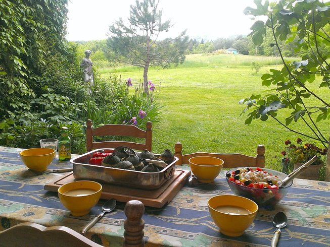 8 Days Meditation and Yoga Retreat in France