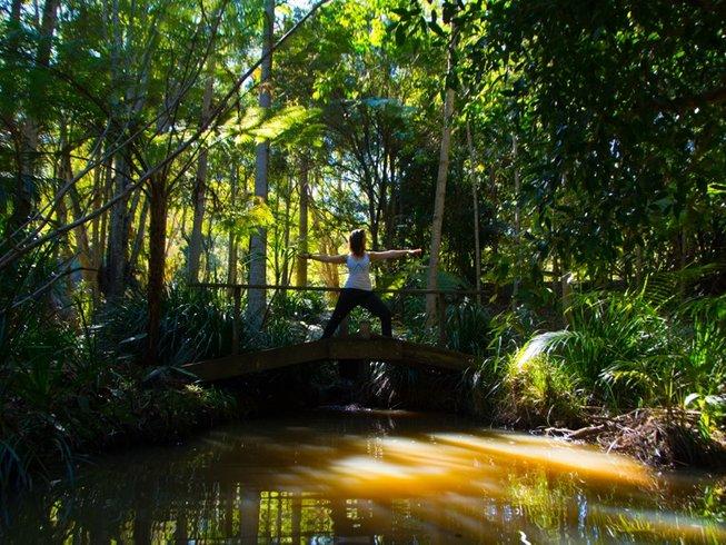 4 Days Easter Silent Yoga Retreats Australia