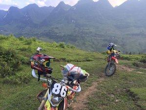 8 Days Guided Hanoi Loop Motorcycle Tour in Northeast Vietnam