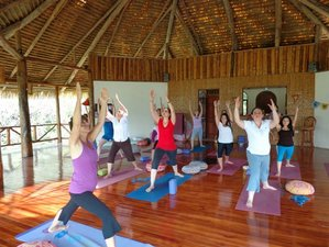 6 Days Post New Year Holiday Detox & Yoga in Costa Rica