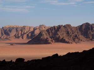 10 Day Yin Yoga Journey from Mystical Petra into the enchanting Wadi Rum desert