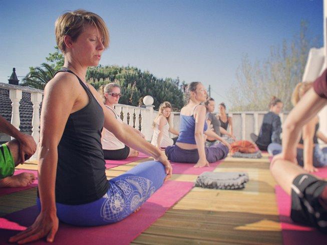 8 Tage Verjüngender Yoga Urlaub in Ericeira, Portugal