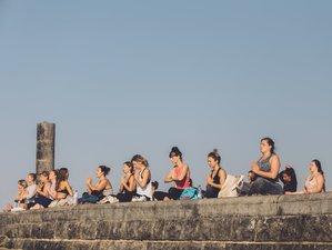 8 Tage Atemberaubender Surf und Yoga Urlaub in Ericeira, Portugal