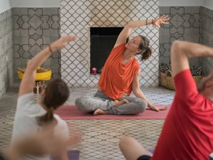 4 Day Yoga Retreat in Marrakech