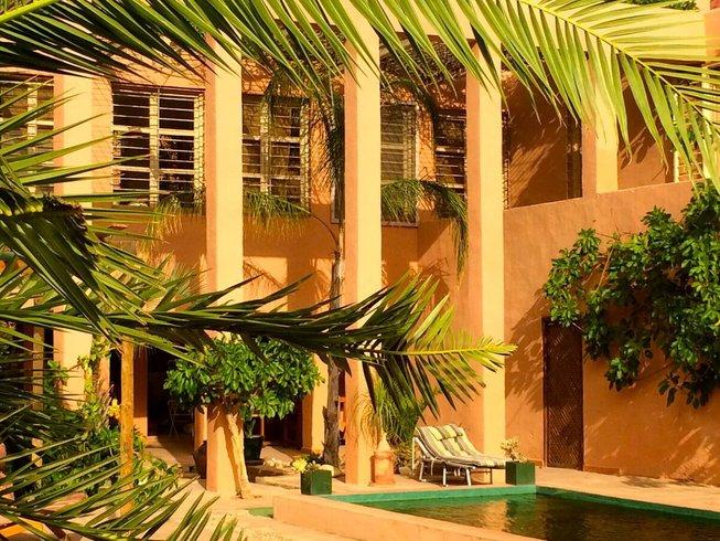 8 Tage Yoga Urlaub in Almeria, Spanien