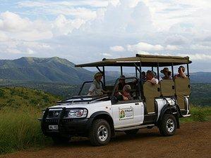 2 Days Hluhluwe–Imfolozi Park Safari South Africa