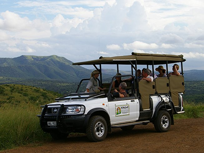 2 Days Hluhluwe–Imfolozi Park Safari South Africa