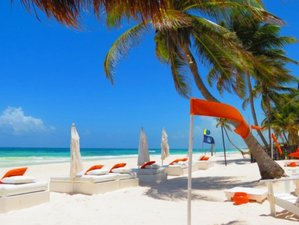 8 Days Rejuvenating Meditation and Yoga Retreat Tulum, Mexico