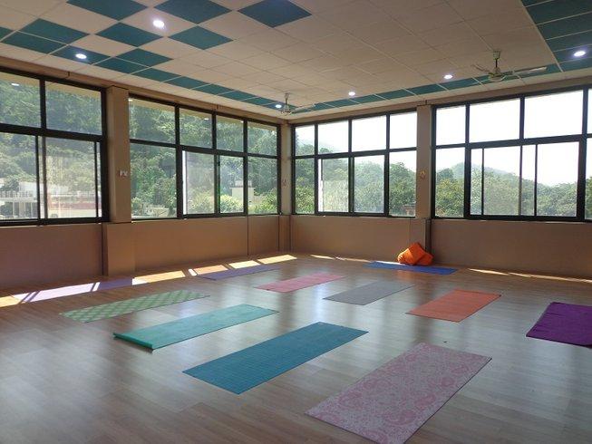 42 jours-300h en formation de professeur de yoga avancé à Varkala, Inde