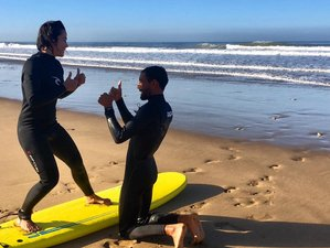 8 Days Surf Camp in Banana Beach, Aourir, Morocco