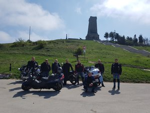 4 Day Highlights of Bulgaria Guided Motorcycle Tour