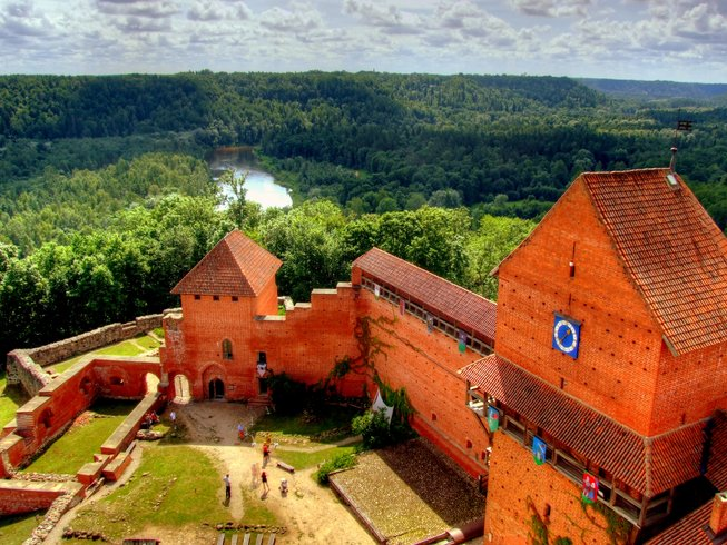 6 Days Private Yoga, Culture, Nature and Adventure Holidays in Latvia