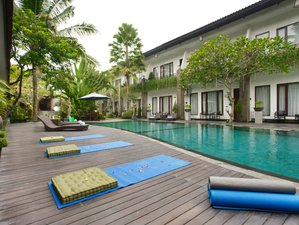 4 Day Spiritual Yoga Retreat for Couples in Bali