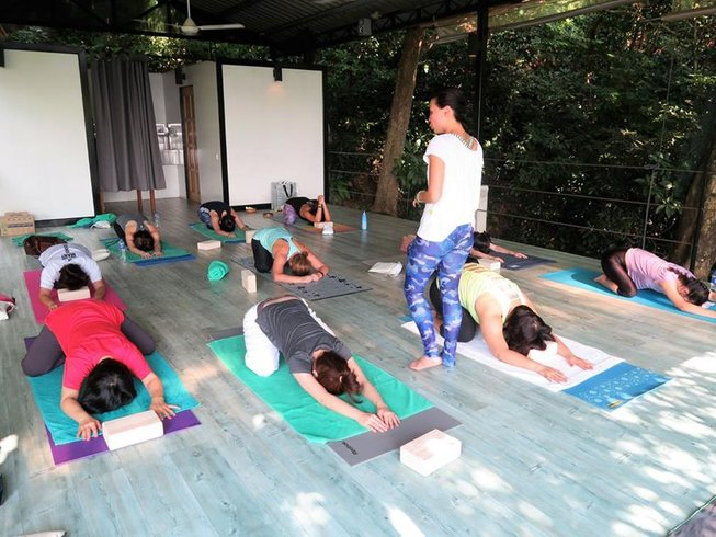 7 Days Blissful Mountains Meditation and Yoga Retreat in Nagarkot, Nepal