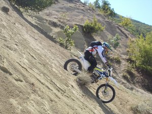5 Day Guided Enduro Motorcycle Tour in Rhodope Mountains, Bulgaria