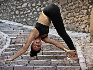 7 Days Deluxe Yoga Holiday in Casperia, Italy
