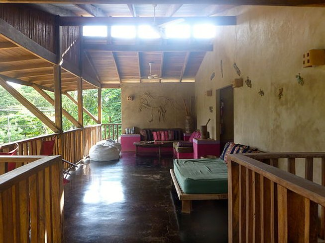 7 Days Surf and Yoga Retreat Costa Rica