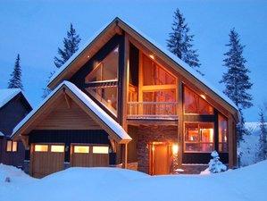 6 jours en stage de yoga, snowboard ou ski au mont Kicking Horse, Colombie-Britannique