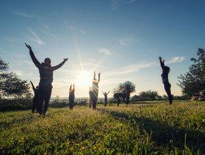 8 Tage Yoga Retreat mit Musik, Wandern und DIY-Workshops in Sizilien, Italien