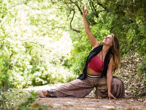 6 días refleja y conecta, retiro de yoga en Murcia, España