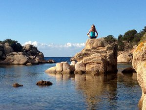 8 jours en circuit de yoga et randonnée sur l'île de beauté en Corse